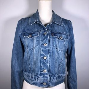 Levi Strauss & Co Denim Jeans Jacket